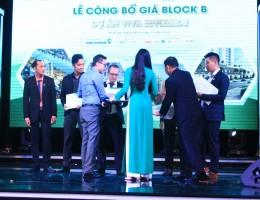 Lễ công bố giá Block B - Dự án Viva Riverside