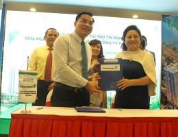 Vietcombank tài trợ vốn gần 1.500 tỷ cho Vietcomreal