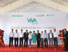 Vietcomreal khởi công dự án Viva Riverside 12/06/2016