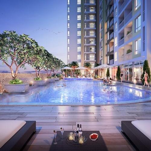 Vietcomreal bung 100 căn hộ đẹp nhất của Viva Riverside
