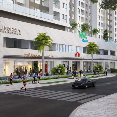 Shophouse của Viva Riverside cam kết lợi nhuận 10% một năm