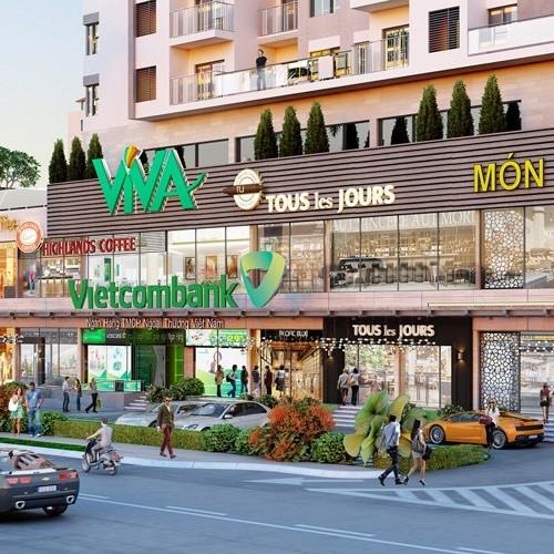 Tiềm năng sinh lời từ shophouse khu Tây Sài Gòn