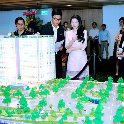 Lễ giới thiệu dự án Khu căn hộ cao cấp Riva Park