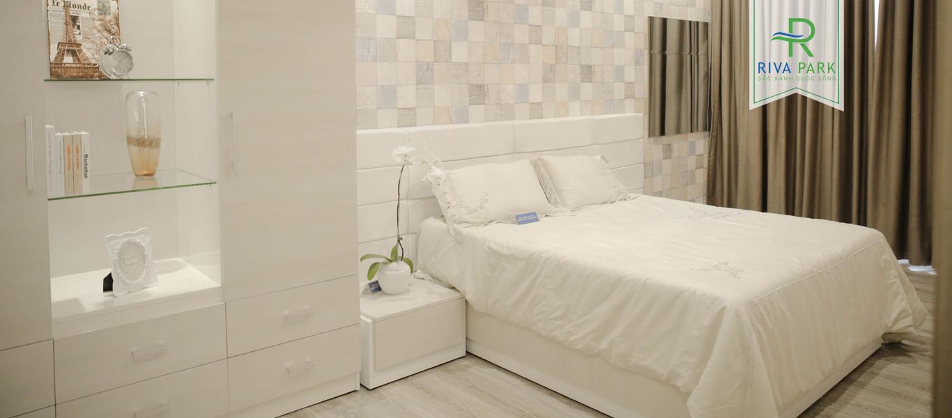 Phòng Ngủ căn hộ Riva Park